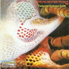 STRING DRIVEN THING - The Machine That Cried  (1973)   [CD]  Limited Edition