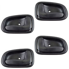 INSIDE INTERIOR DOOR HANDLE FOR 93-97 TOYOTA COROLLA LEFT & RIGHT Front Rear cl