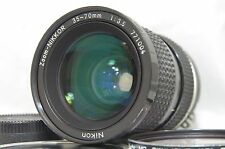 Nikon Zoom-NIKKOR 35-70mm f/3.5 Ai MF Lens SN771004 from Japan