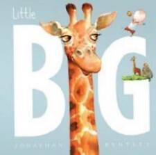NEW Little Big by Jonathan Bentley Hardcover Book FAST& FREE Shipping