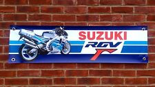 BR54 SUZUKI RGV250 M VJ22 RGV BANNER WORKSHOP SIGN