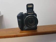 Samsung WB2200F 16.3MP CMOS Smart WiFi & NFC Digital Camera with 60x Optical  HD