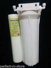 "Pre Filter Housing Superior Food Grade Quality size10"" for/RO/UV/water/[045]"