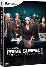 Prime Suspect . Complete Collection 1-7 . Heisser Verdacht Helen Mirren . 10 DVD