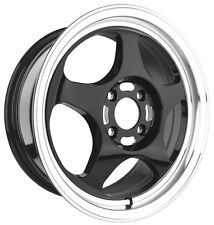 Rims Drag DR23  16X7  8HOLES  4X100 40OFFSET  GLOSS BLACK WHEELS RIM WHEEL HONDA