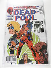 DEADPOOL Minus 1  Flashback - 1 ( US Marvel Comics )