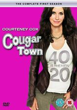 COUGAR TOWN - COMPLETE SEASON 1  -  DVD - PAL Region 2 - SEALED
