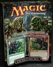 Elves vs. Goblins Duel Deck - ENGLISH Sealed - Brand New - MTG MAGIC ABUGames