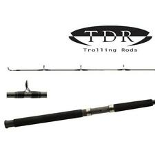 2 NEW Shimano TDR Conventional Trolling Rod, 8', 2 Pc, Mod. F, Hvy TDR80H2B