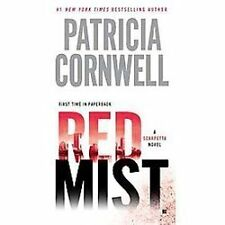 Scarpetta: Red Mist 19 by Patricia Cornwell (2012, Paperback)