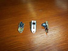 10 ea. NAS1792A3-4 . One Lug, Self-locking, Floating Nutplates for #10-32 Screw