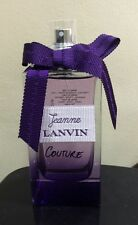 Treehousecollections: Jeanne Lanvin Couture EDP Tester Perfume For Women 100ml