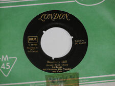 """PAT BOONE -Blueberry Hill- 7"""" 45"""