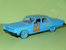 1967 PLYMOUTH FURY II DEMOLITION DERBY CAR 1/64 SCALE LIMITED EDITION PW
