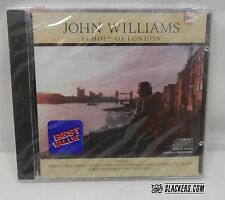 JOHN WILLIAMS (Classical Acoustic Guitar) Echoes of London NEW 1986 Columbia