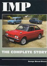 HILLMAN IMP THE COMPLETE STORY, MOWAT - BROWN, CAR BOOK jm