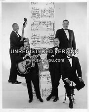 "The Ink Spots 10"" x 8"" Photograph no 2"
