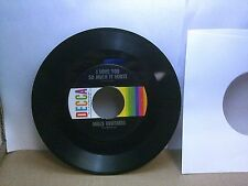 Old 45 RPM Record - Decca 24550 - Mills Brothers - I Love You So Much It Hurts