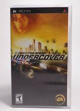 PSP Need For Speed: Undercover Video Game