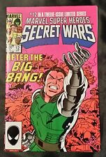 MARVEL SUPER HEROES SECRET WARS NO. 12 - MARVEL COMICS - APRIL 1985