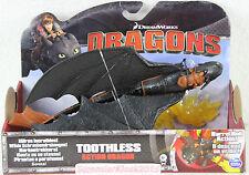 Toothless - Drachenzähmen leicht gemacht Dragons Drachenreiter Berk Ohnezahn 2