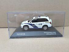 1/43 Toyota RAV-4 2008 China Police Car