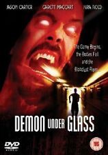 DEMON UNDER GLASS DVD Jason Carter Garett New and Sealed Original UK Release R2