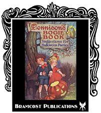 1917 Dennison's Bogie Book (Dennisons Halloween)