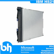 IBM HS21 Dual Intel Xeon 5160 3.00GHz 8GB RAM Blade Server BladeSystem