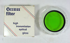 67mm Green Filter Access Camera Lens Photography Accessories Japan
