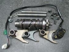 02 Suzuki GSXR GSX-R 600 Shift Drum & Forks 27E