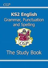 New KS2 English: Grammar Punctuation and Spelling Study Book (for the 2016 SA...