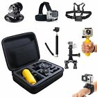8 in 1 Basic Accessories Bundle Kit for GoPro Hero 4/Black/Silver Hero 4/3+/3/2