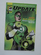 SAN DIEGO COMICCON UPDATE 2004 #3 - Green Lantern cover