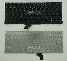 "NEW FOR Apple Macbook Pro A1502 13"" 2013 Retina Keyboard French Français FR"