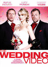 The Wedding Video (DVD, 2014) Lucy Punch Matt Berry Michelle Gomez Robert Webb