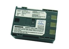 7.4V battery for Canon ZR600, ZR850, MV800i, MD215, MD110, MV900, MVX250i, MVX20