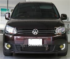 MIT VW TOURAN 2011-up LED fog lamp cover lamps DRL lights daytime running light