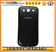 Tapa batería Negra para Samsung Galaxy S3 i9300 9301 bateria carcasa trasera