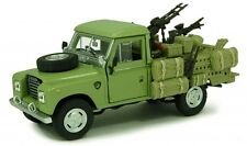 CARARAMA 251XND004 Land Rover Military Series 111  1/43 Scale New Boxed
