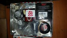 Differential rebuild kit for late model AE86 Toyota Corolla Koukie solid spacer