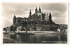 AK Meißen - Albrechtsburg und Dom (30er Jahre)