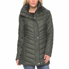 NEW Marc New York ANDREW MARC Women's Quilted Walker Jacket Olive L