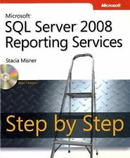 Microsoft SQL Server 2008 Reporting Services Step by Step (Step by Step Develop