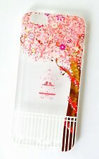NEW Pink BIRD CAGE, BLOSSOM soft Case For I Phone 5/5s UK SELLER