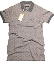 GUCCI POLO GRIS / GREY 100% AUTÉNTICO   Tallas/ Sizes XL