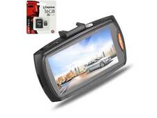 "G30 1080P 2.7"" HD LCD Car Dash Camera Recorder With 16GB TF Card UK"