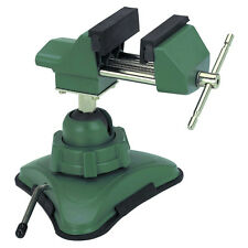 TABLE TOP HOBBY CRAFT VACUUM SUCTION BASE MODEL CLAMP VISE TOOL