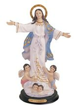 "12"" Inch Our Lady of Assumption Mary Santa Saint Asuncion Statue Figurine Figure"