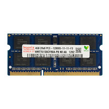NEW Hynix 4GB PC3-12800 DDR3-1600Mhz 204pin Laptop SO DIMM Memory RAM NON-ECC